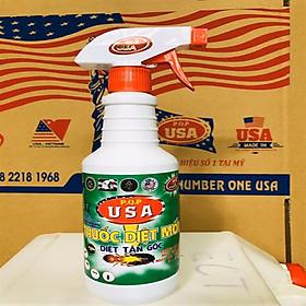 Thuốc diệt mối USA số 1 của Mỹ P.Q.P VKT-HC-008-550 (550gr)