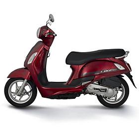Xe máy Kymco Like 50cc - Đỏ