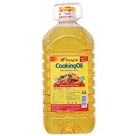 Dầu Thực Vật Tường An Cooking Oil 5lit (5000ml)