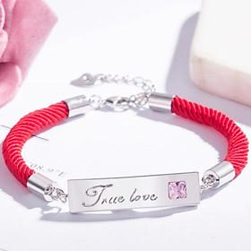 Vòng tay đôi nam nữ True Love cực xinh LT78