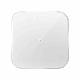 Cân sức khỏe thông minh Xiaomi Millet Scale 2 Bluetooh 5.0 cao cấp - Hàng nhập khẩu