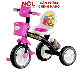 Xe 3 bánh Nhựa Chợ Lớn L11 Chú Mèo Ngoan - M1769-X3B - Giao màu ngẫu nhiên