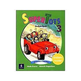 Supertots 3 Student Book