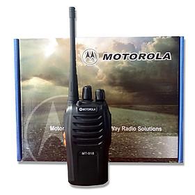 Máy bộ đàm Motorola MT 918 - Hàng Nhập Khẩu