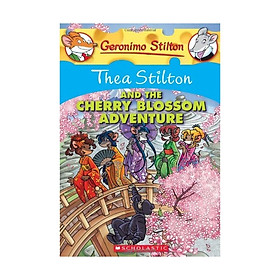 Thea Stilton #6: Thea Stilton & Cherry Blossom Adventure