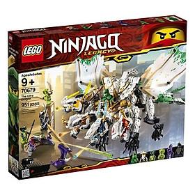 Rồng Thần Huyền Thoại LEGO NINJAGO 70679