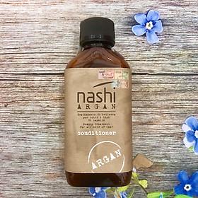 Dầu xả Nashi Argan Classic Conditioner phục hồi tóc siêu mượt Italy 200ml
