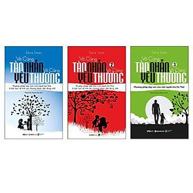 Sách - Combo Vô cùng tàn nhẫn vô cùng yêu thương (3 cuốn)