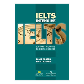 IELTS Intensive (Kèm CD)