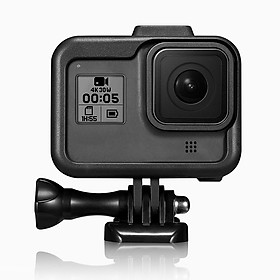 Frame Case Border Protective Cover ABS Housing Mount Base for Gopro Hero 8 Black Action Camera Protection Accessory