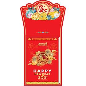 Lịch Văn Lang Bloc Siêu Cực Đại Đặc Biệt 2021 - BLO 01 (38 x 54 cm)