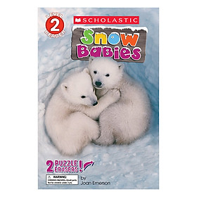 Scholastic Reader, Level 2: Snow Babies With Erasers (Christmas books)