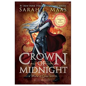 Crown of Midnight (Miniature Character Collection) (Throne of Glass Mini Character Collection)