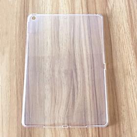 Ốp lưng dẻo silicone trong suốt dành cho iPad 10.2 - Hàng cao cấp