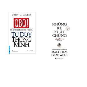 Combo 2 cuốn sách: Tư Duy Thông Minh + Những Kẻ Xuất Chúng