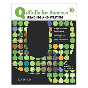 Q Skills for Success 3: Reading and Writing: Student Book with Online practice