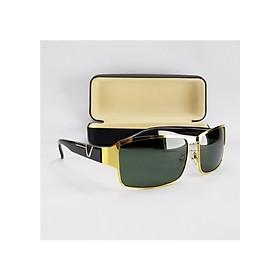 Mắt kính râm nam thời trang DKY512BO. Tròng Poalrized phân cực không vỡ, gọng Polycarbonate
