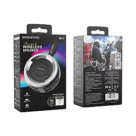 Loa Nghe Nhạc Bluetooth, USB, Thẻ Nhớ BOROFONE BR2 - Hàng Chính Hãng