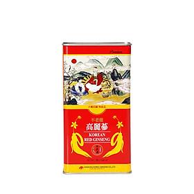 Hồng sâm củ khô Hàn Quốc Daedong Korea Ginseng 75g dòng Premium (3 -5 củ) - Tăng cường trí nhớ, hỗ trợ giảm mỡ máu, phòng ngừa tiểu đường, huyết áp