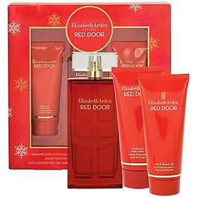 Red Door 100ml 3 Piece Gift Set