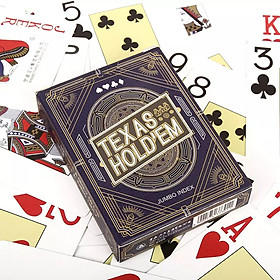 Xiaomi Youpin Bài Poker Board Game TEXAS HOLD'EM 56 Thẻ