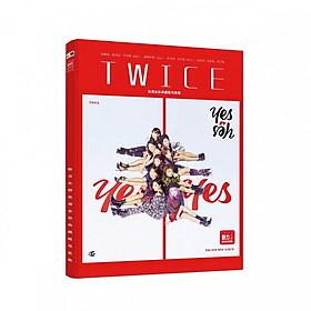 Photobook Twice Yes or Yes mẫu 1