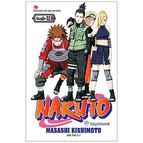 Naruto Tập 32: Hướng Tới Sasuke!!