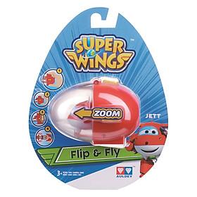 Bệ Phóng Quả Trứng - Jett Tia Chớp Super Wings YW710661