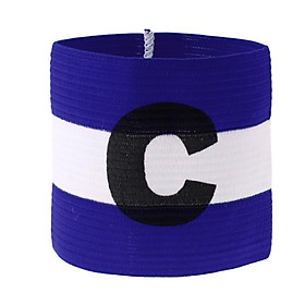 Football Soccer Sports Arm Adjustable Bands Captain Armband