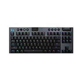 Bàn phím cơ Logitech G913 TKL WIRELESS RGB - Hàng Chính Hãng
