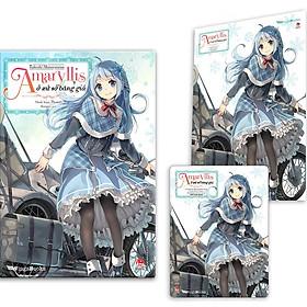 Amaryllis Ở Xứ Sở Băng Giá (Bản Giới Hạn)(Tặng Kèm Postcard Mica + Poster Khổ Lớn)