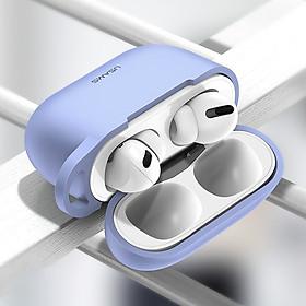 Airpods Pro Case Ốp Bảo Vệ Silicon Cho Airpods Pro Hiệu Usam_Hàng Nhập Khẩu