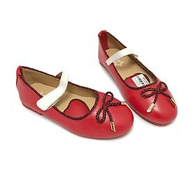 Giày trẻ em nữ da bò GTECH07