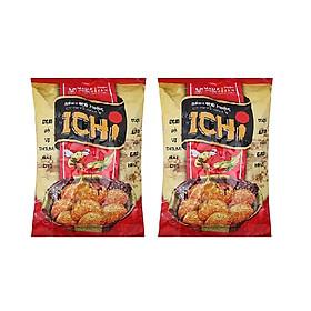 Combo 2 gói bánh gạo Nhật vị Shouyu mật ong Ichi ( 100g / gói )