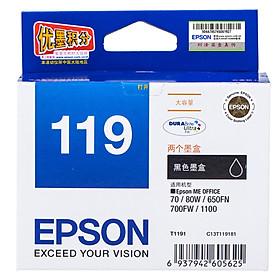 Mực Máy In Epson T1191