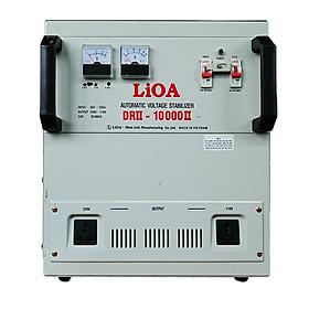 Ổn áp 1 pha LiOA DRII-10000 II