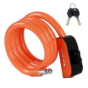 Bike Lock Combination Bicycle Lock Bicycle Security Lock Bicycle Equipment Anti-theft Lock