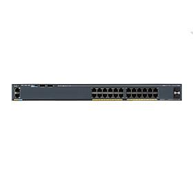 Thiết bị mạng Switch Cisco WS-C2960X-24TS-LL - Hàng nhập khẩu