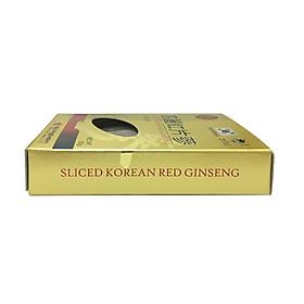Hộp 10 Gói Hồng sâm 6 năm Daedong Korea thái lát, sấy khô - Sliced Korean Red Ginseng (20 g x 10)