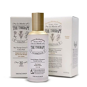 Tinh Chất Dưỡng THE FACE SHOP The Therapy First Serum 130ml