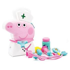 Đồ chơi PEPPA PIG Vali Peppa tập làm bác sĩ 1680651INF19