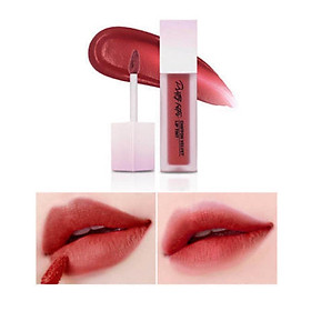 SON KEM LÌ TOUCH IN SOL PRETTY FILTER CHIFFON  VELVET LIP TINT MÀU 09