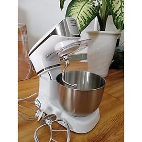 Máy trộn bột nhào bột đánh trứng đánh kem 1000w âu 6,5L