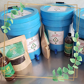 Thùng rác ủ phân hữu cơ Com-Bin