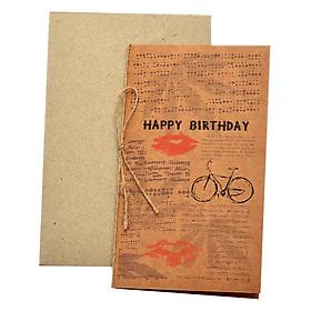 Thiệp sinh nhật imFRIDAY BIR43