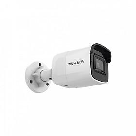 Camera IP Wifi Không Dây Hikvision DS-2CD2021G1-IW Kèm Thẻ Nhớ SD SanDisk 128GB - Hàng Chính Hãng