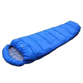 Túi Ngủ Vải Mềm Du Lịch Dã Ngoại Đa Dụng Cao Cấp Giao màu ngẫu nhiên.