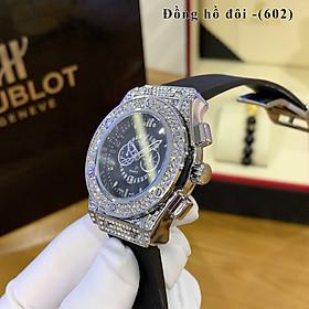 [Hublot đôi - nam nữ] Đồng hồ Hublot nam nữ - đồng hồ cặp đôi hàng đẹp