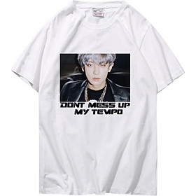 Áo Thun Don't Mess Up My Tempo EXO ChanYeol