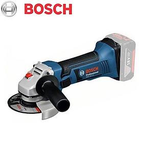Máy mài góc dùng pin GWS 18V-LI SOLO Bosch 060193A3L5 - Hàng chính hãng (Không kèm pin & sạc)